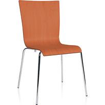 jedálenská stolička ola stolička chróm lakovaná cena 66