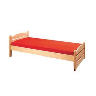 Fotogalerie: manželská posteľ toro (masív - smrek)