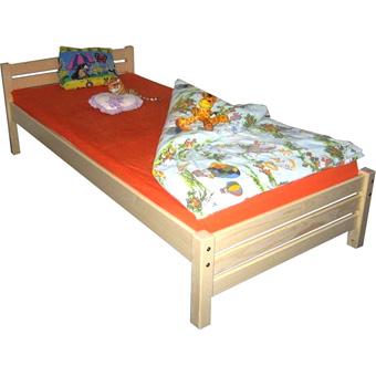 Fotogalerie: Jednolôžková posteľ MARCELA - VN čelo