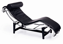 Fotogalerie: Chaise Longue Nera / lehátko Relax/Lounge