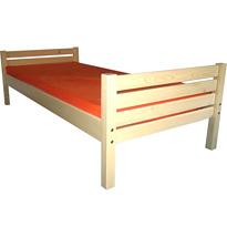 Jednolůžková postel MARCELA - VV čelo