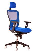 Kancelárska stolička DIKE s podhlavníkom