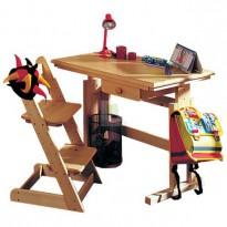 Fotogalerie: Písací stôl BART