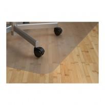 Ochranná podložka pod kolečkové židle PETEX Natural hladká - tloušťka 1,8mm