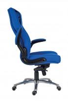 Fotogalerie: MARCUS -  špeciálne záťažové celočalúnené ergonomické kreslo pre nepretržité prevádzky