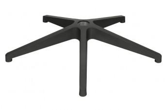 Fotogalerie: Náhradný kríž  METEORA pro kancelárske stoličky plastový čierný