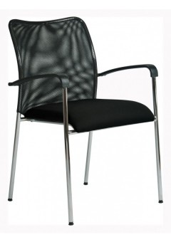 Fotogalerie: Stohovateľná jednacia stolička Design: JOHN SPIDER TRINITY