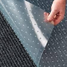 Fotogalerie: Podložka pod stoličky SMART MATT  pre koberec - 1500x1200 hrúbka 1,8mm