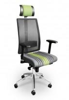Fotogalerie: Kancelárská stolička AIR SEATING - so sieťovinou na operadle