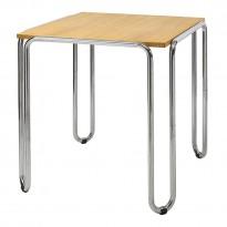 Stôl jedálenský v prevedení s rúrkovým rámom