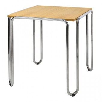 Fotogalerie: Stôl jedálenský v prevedení s rúrkovým rámom